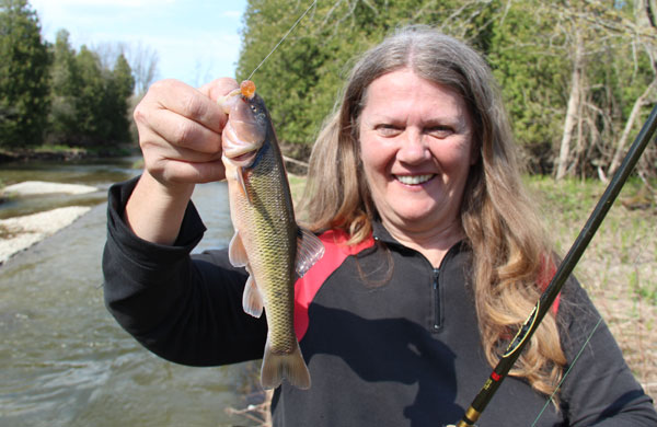 This trophy chub was almost 1lb in size....is there such a thing as jumbo chub?