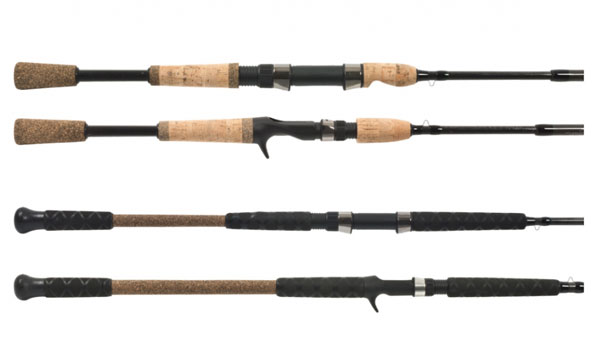 Magnum™ 4 Piece Baja Travel rods are built rugged. These compact travel rods are the perfect companion on any serious fishing expedition, or for those quick trips to the beach or pier.