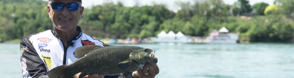 """YES-TV Canadian Sportfishing Show, 7am, Oct.17, 2020 """"River Smallmouth Bass Action."""", YES-TV."""