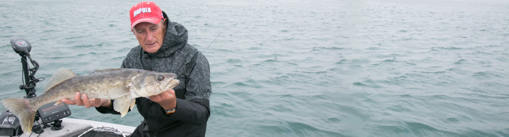 """YES-TV Canadian Sportfishing Show, 7am, Feb.22, 2020 """"Ritchie's End of Trail, ON Pike & Walleye Action."""", YES-TV."""