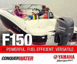 Yamaha F150 Powerful. Fuel Efficient. Versatile.