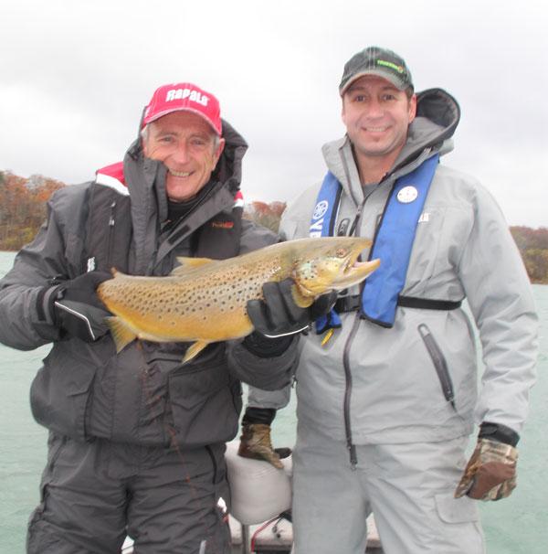 CS29 11 Niagara River Trout