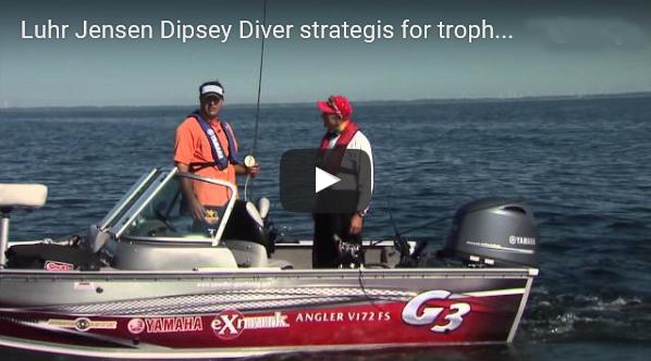 Lake Erie Dipsey tip