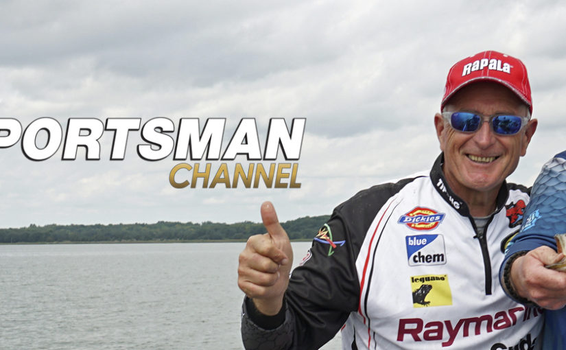 "Canadian Sportfishing Series, ""Walleye & Largemouth Bass cranking Action."" 4:00am, Mon., April 12, 2021, WILD TV."