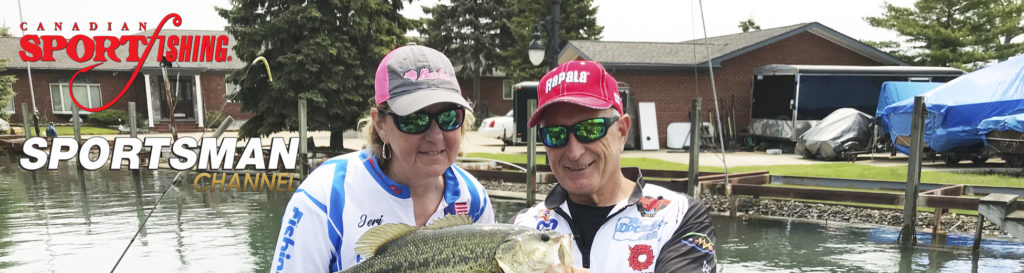 "NEW Canadian Sportfishing Series 34 Exclusive PRIEMERE, ""Finesse Largemouth Bass Action."" 4am, Mon., Aug.10, 2020, Sportsman Channel Canada."