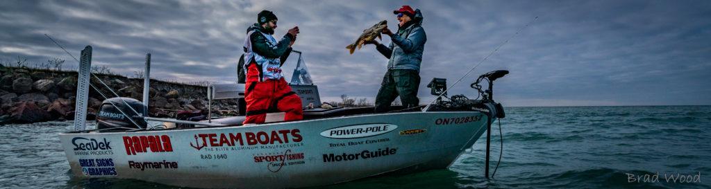 Team Boats RAD1640 Canadian Sportfishing Edition!!