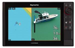 20180821 Raymarine DJI Drone screen