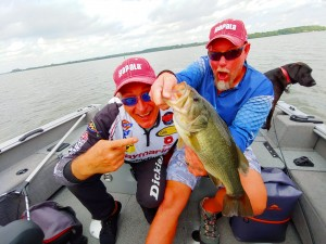 mike borovic italo largemouth