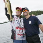 """YES-TV, Sat. Nov.17, 2018, 10:30 am, Canadian Sportfishing TV series, """"Ritchie's End of Trail, ON Walleye Action."""""""