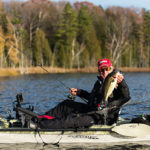 "YES-TV, Sat. June 15 2019, 10:30 am, Canadian Sportfishing TV series, ""Kayak Bass & Pike Action."""