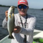 Florida Spotted Sea Trout action.