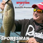 """Canadian Sportfishing Series exclusive Premiere """"Twitching Bass Action."""" on Sportsman Channel Canada Jan. 21, 2019.!"""