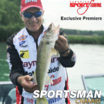 """Canadian Sportfishing Series exclusive Repeat """"Jigging Walleye ."""" on Sportsman Channel Canada Aug.26, 2019"""