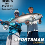 """Here's the Catch! TV series repeat """"Snapper & Amberjack Adventure."""" on the Sportsman Channel Canada, Aug.26, 2019."""