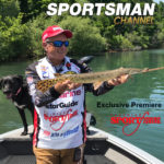 """Canadian Sportfishing Series exclusive Repeat """" Bass & Gar Pike Adventure."""" on Sportsman Channel Canada Sept.16, 2019"""