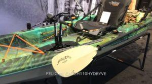 pelican paddle drive kayak