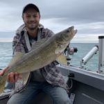 Lake Superior Fall Walleye.