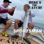 """Italo Labignan – Here's the Catch! TV series NEW """"Saltwater Kingfish action."""" on the Sportsman Channel Canada, April 19, 2021."""