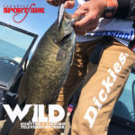 """Canadian Sportfishing Series """"Shallow-water Smallmouth Bass strategies."""" on WILD TV July 28, 2021."""