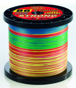 PE Braid fishing line top seller in 2020.