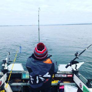 hooking fish